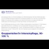 Gruppenleiter/in Intensivpflege (m/w/d)