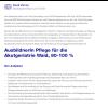 AusbildnerIn Pflege (m/w/d) für die Akutgeriatrie Waid