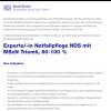 Experte/-in Notfallpflege NDS mit MScN Triemli (m/w/d)