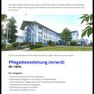 Pflegedienstleitung (m/w/d)  80–100%