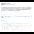 Dipl. Pflegefachperson HF/FH Herz- und Unfallchirurgie Triemli, 70-100%