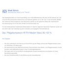 Dipl. Pflegefachperson HF/FH Medizin Waid