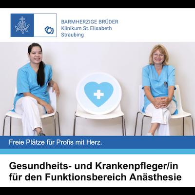 Gesundheits- und Krankenpfleger/in für den Funktionsbereich Anästhesie
